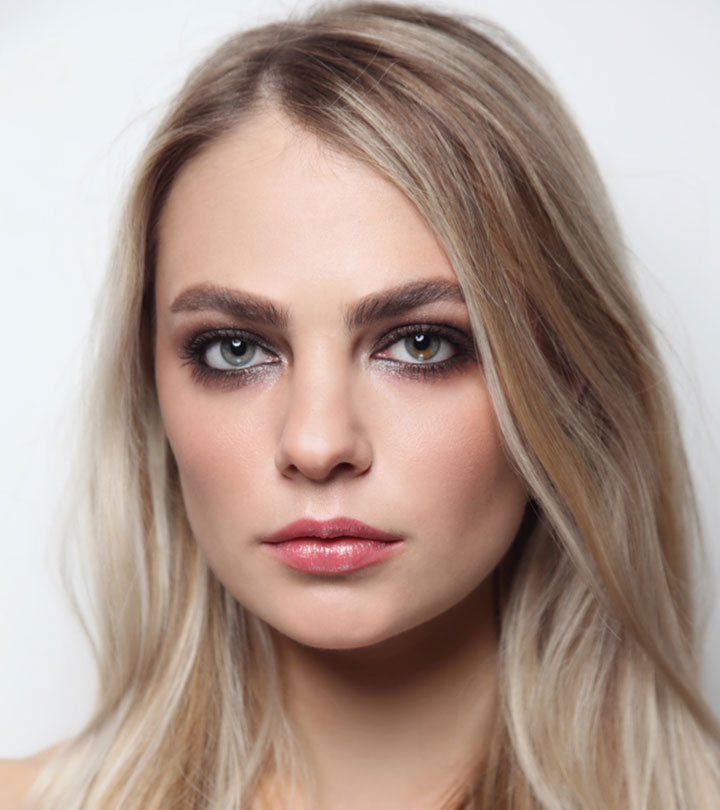 Hair Color Contouring: Guide For Every Face Shape