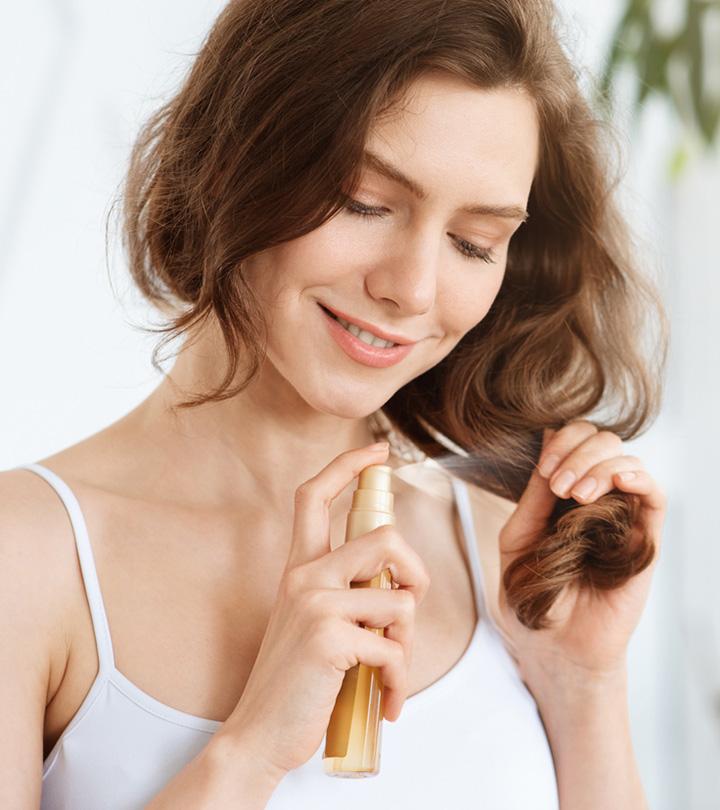 Hair Serum Benefits and Uses in Hindi