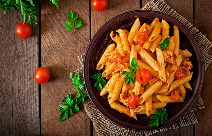 Healthy pasta recipe in hindi