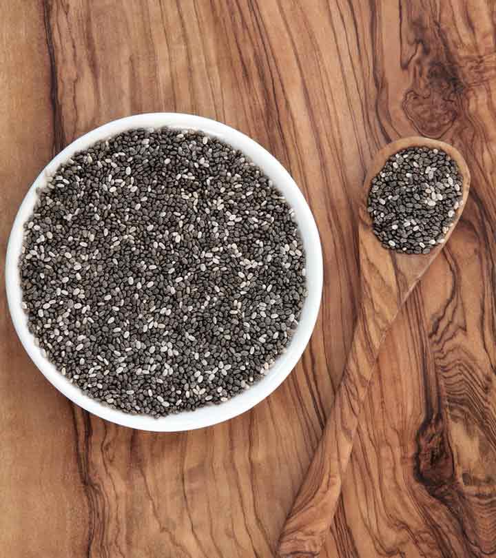 How Do Chia Seeds Help Boost Hair Growth?