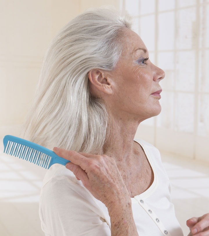 How To Care For Aging Hair: A Complete Guide