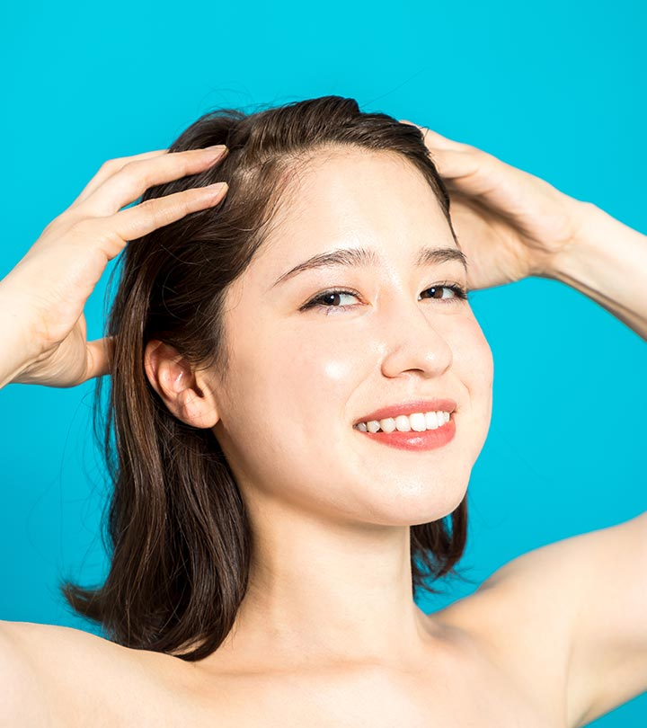 How To Exfoliate Your Scalp And Improve Your Hair Health
