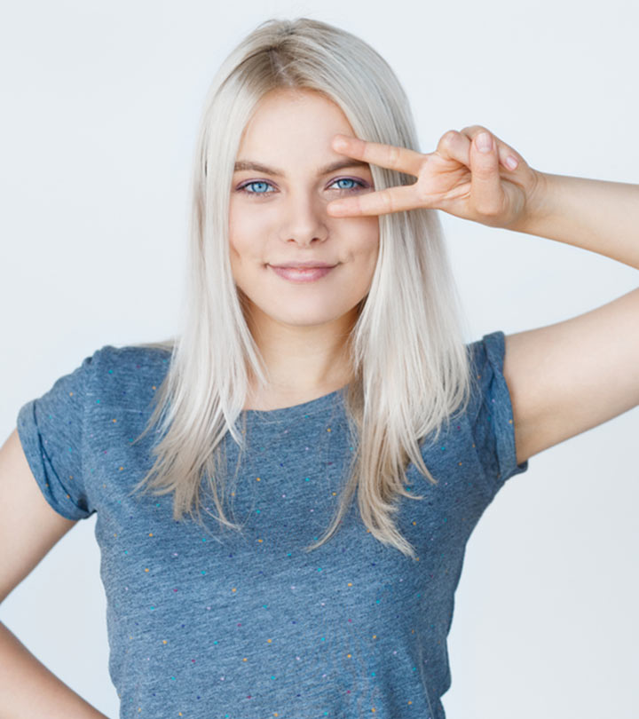 How To Grow Out Bleached Hair