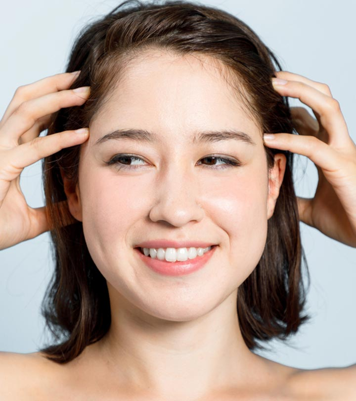 How To Increase Blood Flow To The Scalp