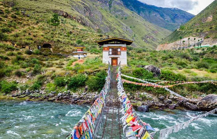 How Traveling To Bhutan Was Before The Ruling