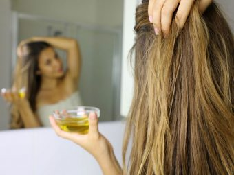 Is A Hot Oil Treatment Good For Your Hair