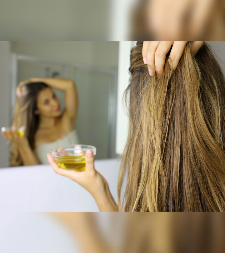 Is A Hot Oil Treatment Good For Your Hair?