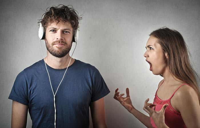 Listen to songs to reduce anger