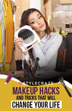 Makeup Hacks And Tricks