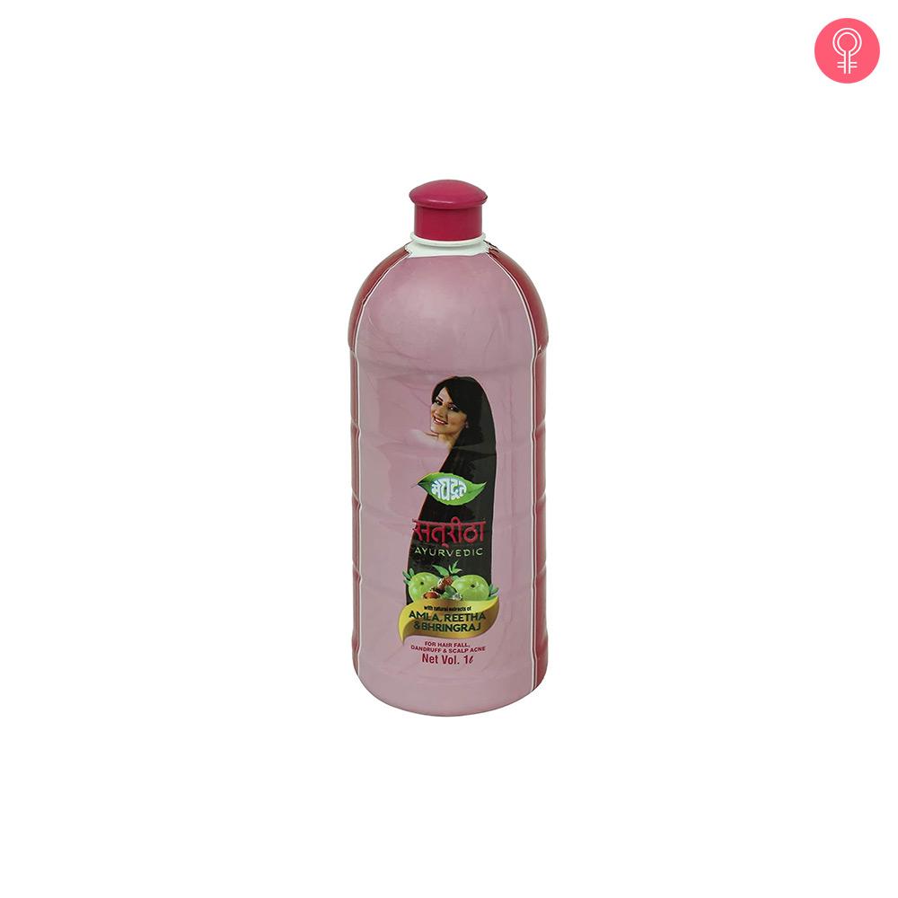 Meghdoot Satreetha Ayurvedic Shampoo