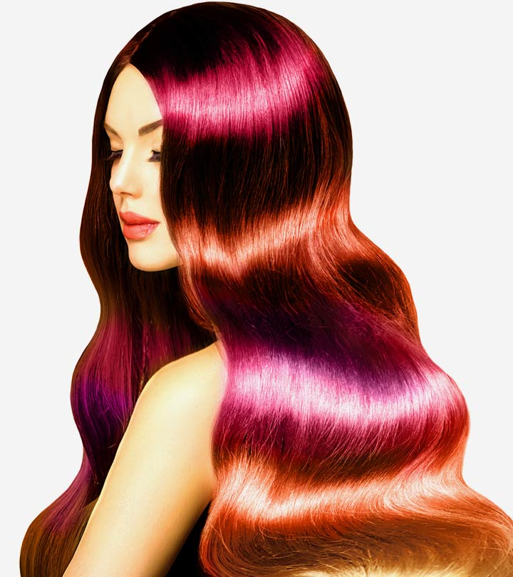 Oil Slick Hair: What Is It And How To Get It