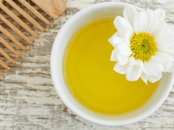 Olive Oil To Treat Dandruff in Hindi