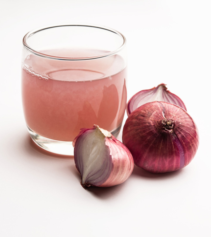 Onion Juice Benefits and Side Effects in Bengali
