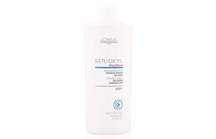 Serioxyl Shampoo buntes Haar