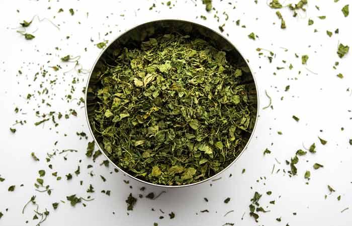 Side effects of Dried Fenugreek Leaves in Tamil