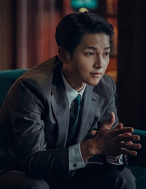 Song Joong Ki Is Back After Two Years