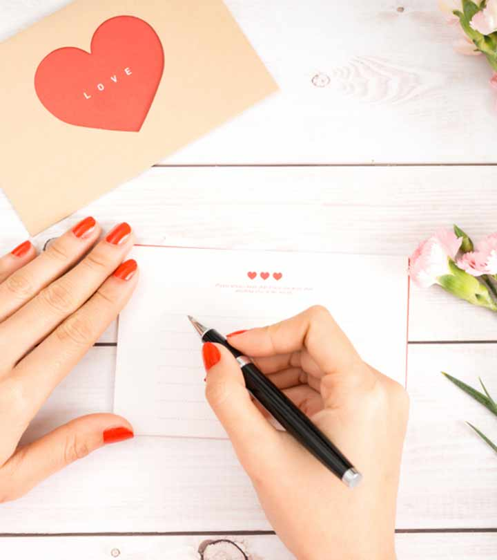 Sweet Letters For Your Long-Distance Partner