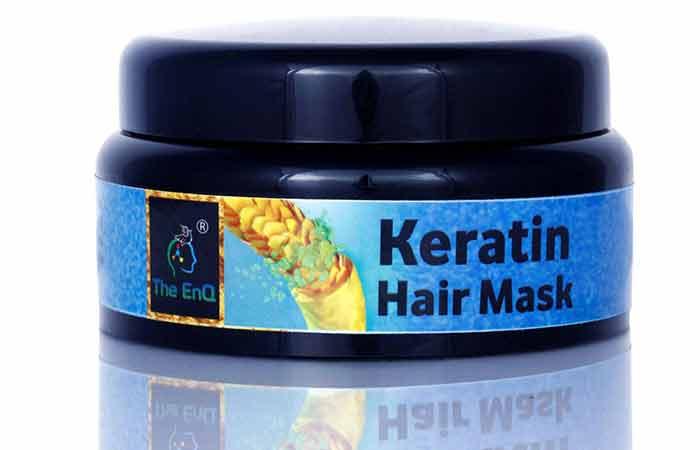 The EnQ Keratin Hair Mask