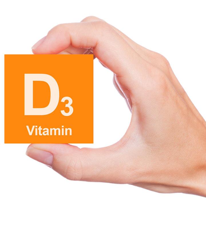 Vitamin D3 Benefits in Bengali
