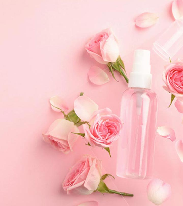 What Are The Benefits And Uses Of Rose Water For Hair?