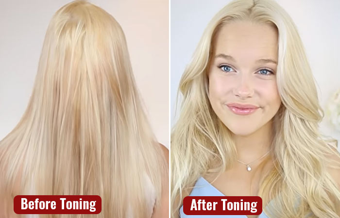 What Is Toning Bleached Hair And How To Do It1