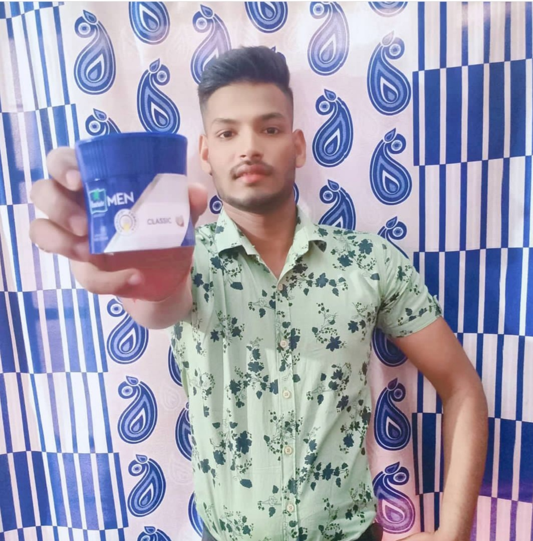 Parachute Advansed Men After Shower Hair Cream, Classic pic 1-Parachute hair cream review-By vinay_baria