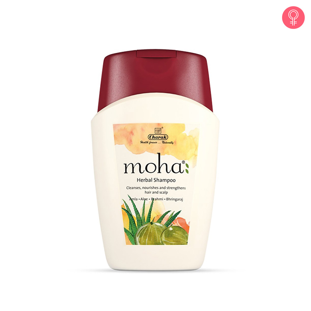 moha: Herbal Shampoo