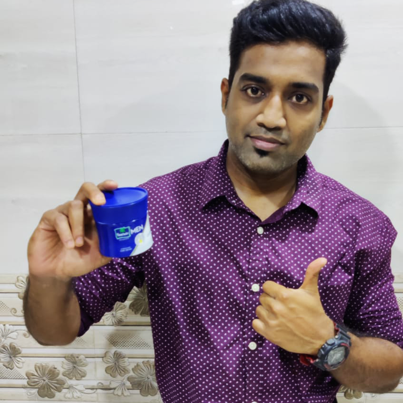 Parachute Advansed Men After Shower Hair Cream, Classic -Parachute After Shower Hair Cream-By avi_rane