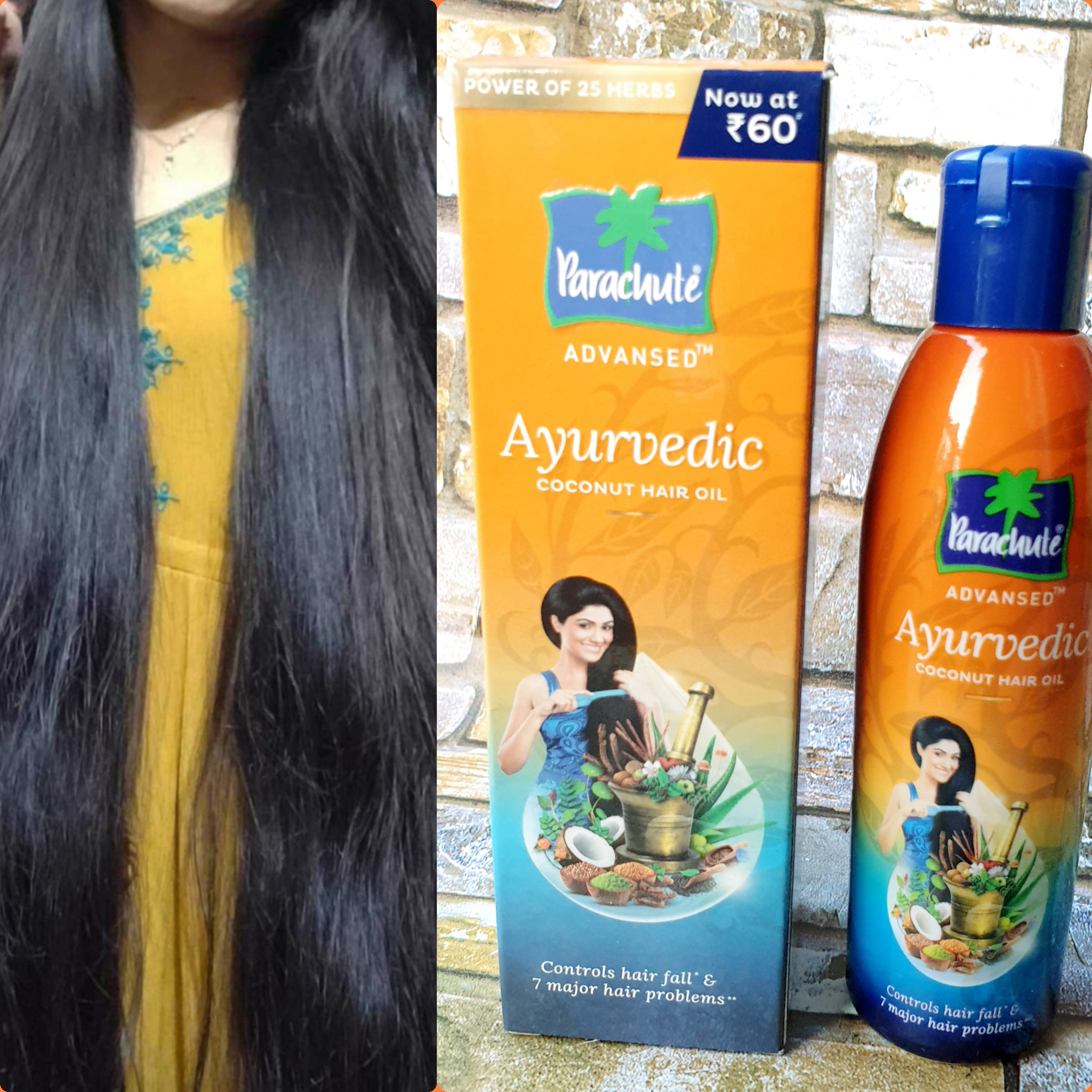 Parachute Advansed Coconut Hair Oil -Complete hair care-By aru\\\'s_passion