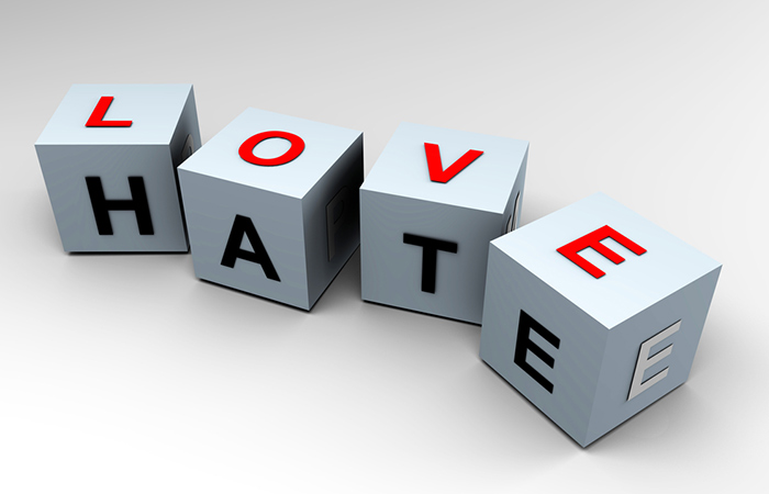 Love-Hate Relationships – And The Psychology Behind Them