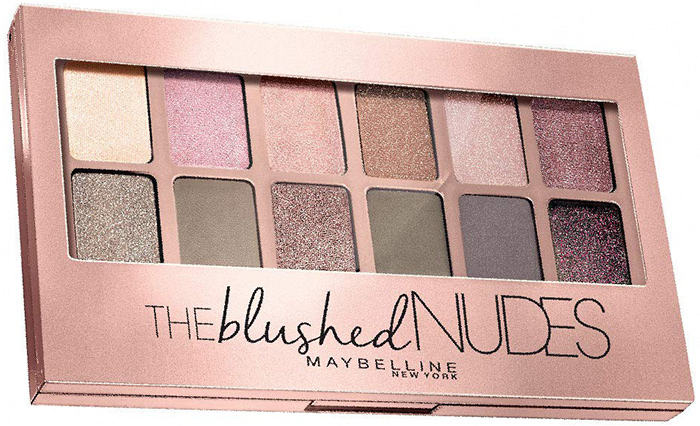 Maybelline New York The 24K Nudes