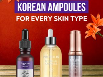 10 Best Recommended Korean Ampoules For Every Skin Type – 2021