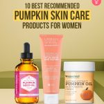 10 Best Recommended Pumpkin Skin Care Products For Women-1