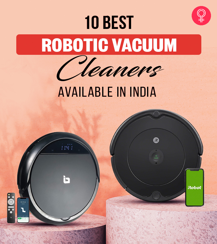 10 Best Robotic Vacuum Cleaners Available In India