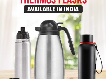 10 Best Thermos Flasks Available In India-1