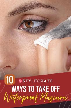 10 Ways To Take Off Waterproof Mascara