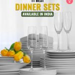 11 Best Dinner Sets Available In India