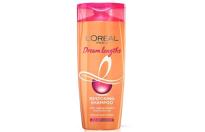 L'Oréal Paris Dream Lengths Restoring Shampoo