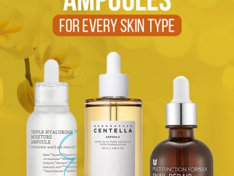 11 Best-Loved Ampoules Of 2021 For Every Skin Type