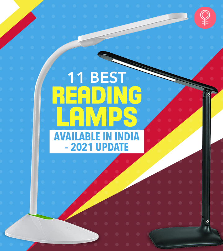 11 Best Reading Lamps Available In India – 2021 Update