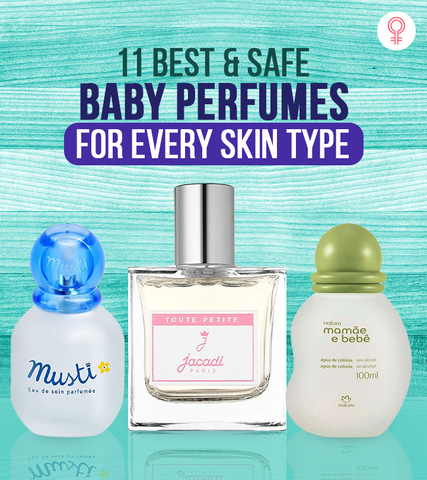 11 Best & Safe Baby Perfumes For Every Skin Type