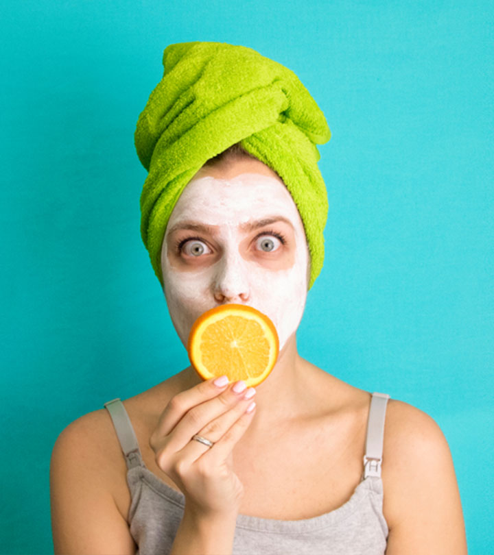 11 Best Vitamin C Masks For Skin That Glows From Within