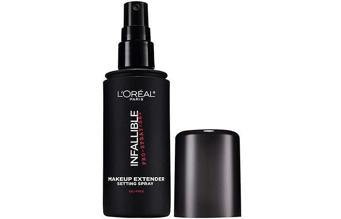 L'Oréal Paris Infallible Pro-Spray & Set