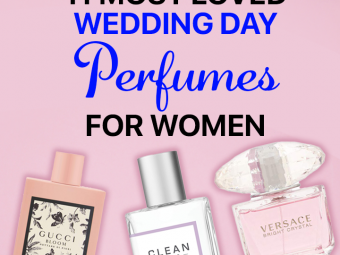 11 Most Loved Wedding Day Perfumes For Women
