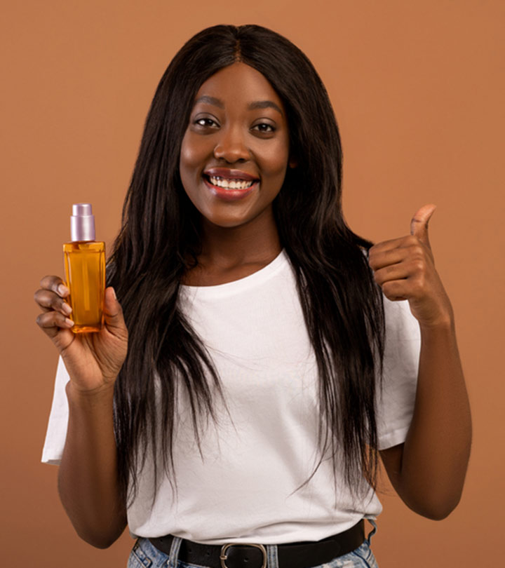 12 Best Oils For Natural Hair