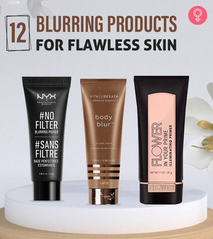12 Blurring Products For Flawless Skin