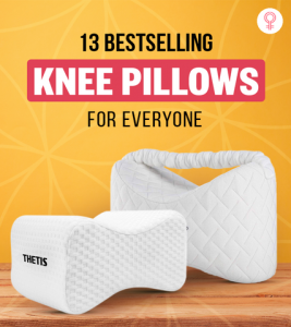 13 Bestselling Knee Pillows For Everyone – 2021