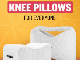 13 Bestselling Knee Pillows For Everyone -1
