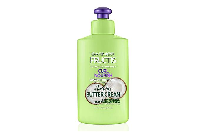 Garnier Fructis Curl Nourish Leave-in Treatment