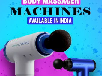 15 Best Body Massager Machines Available In India